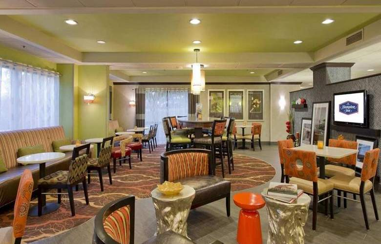 Hampton Inn Anderson - Bar - 14