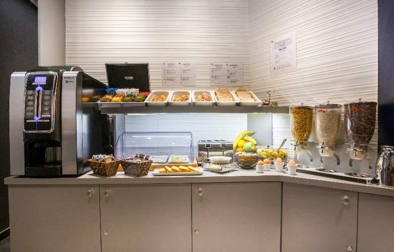Prince Albert Montmartre - Restaurant - 11