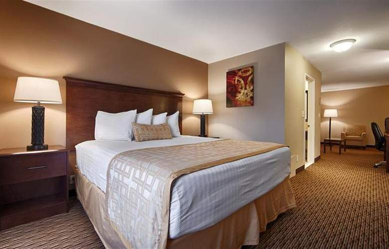 Best Western Pasadena Royale - Room - 17