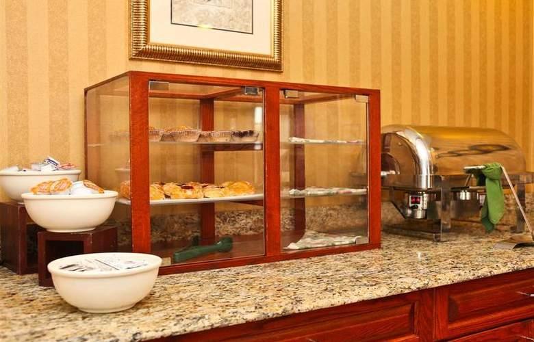 Best Western Executive Inn & Suites - Restaurant - 147