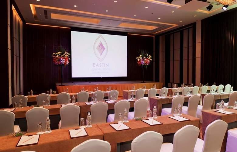 Eastin Grand Hotel Sathorn Bangkok - Conference - 7
