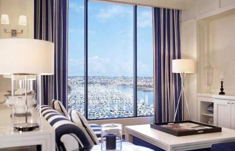 Sheraton San Diego Hotel & Marina - Room - 39