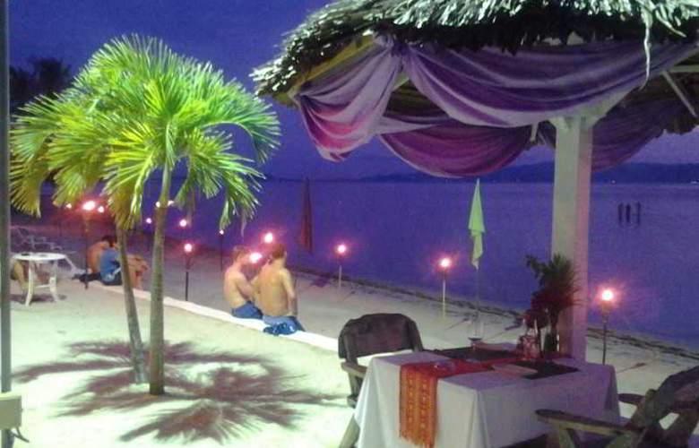Milky Bay Resort Koh Phangan - Restaurant - 23