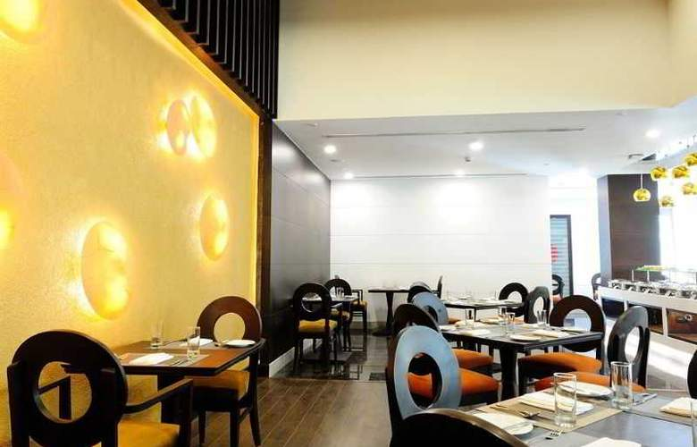 Country Inn & Suites By Carlson Gurgaon Sohna Road - Restaurant - 11
