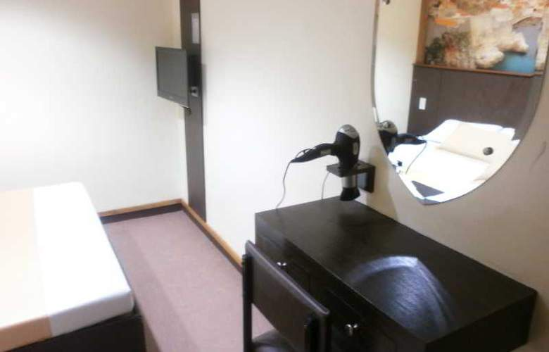 Eurotel Hote Naga - Room - 9