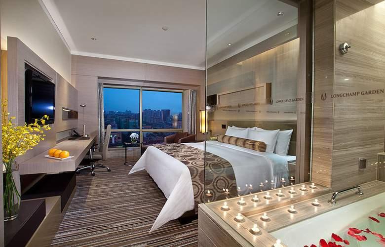 Longchamp Garden Hotel Changsha - Room - 1