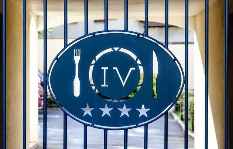 Ivan Vautier Hotel Restaurant Spa - Hotel - 6