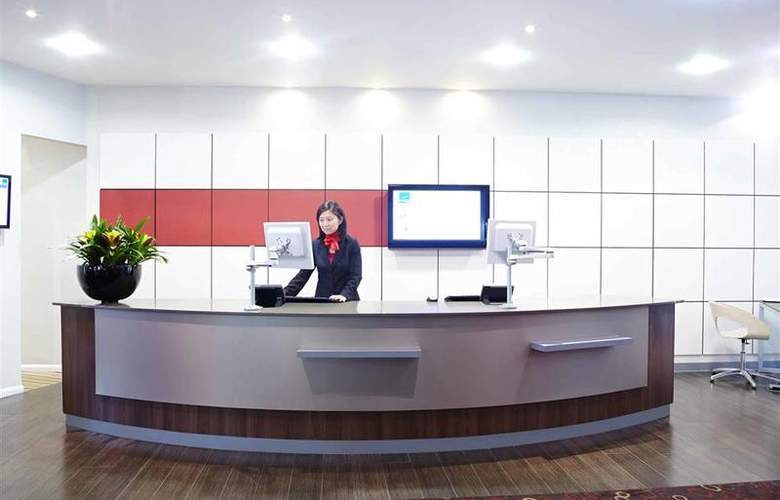Novotel Newcastle Airport - Hotel - 54