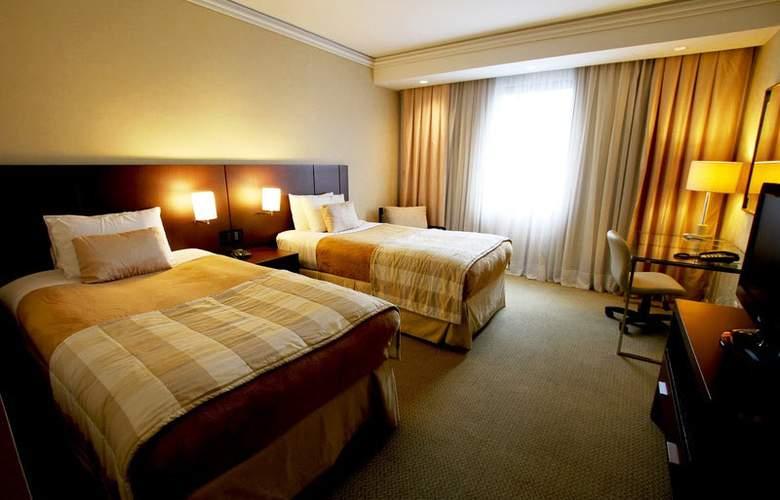 Ramada Plaza Curitiba Rayon - Room - 14