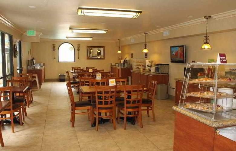 Quality Inn & Suites Anaheim - Restaurant - 5