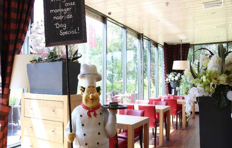 Bastion Schiphol Hoofddorp - Restaurant - 16