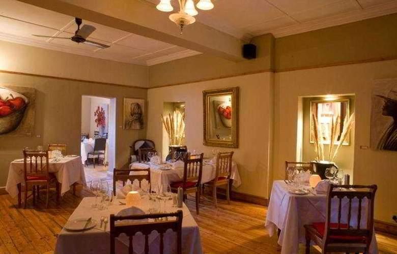 Mimosa Lodge - Restaurant - 7