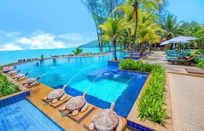 Khaolak Emerald Beach Resort & Spa - Pool - 7