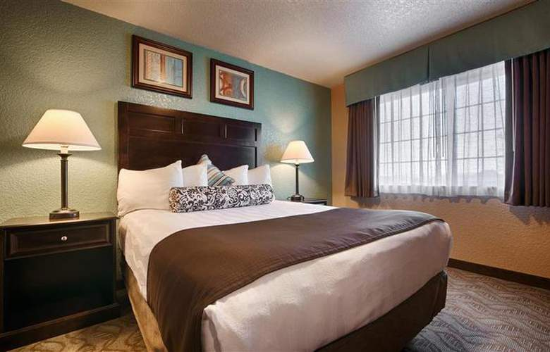 Best Western Plus Bayshore Inn - Room - 26