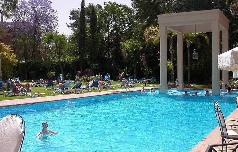 Marrakech Le Tichka - Pool - 3