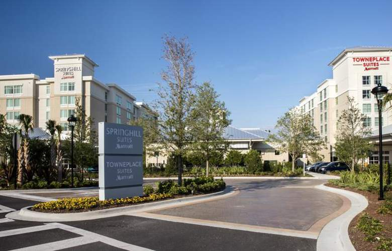 TownePlace Suites by Marriott Orlando at Flamingo Crossings/Western Entrance - Hotel - 8