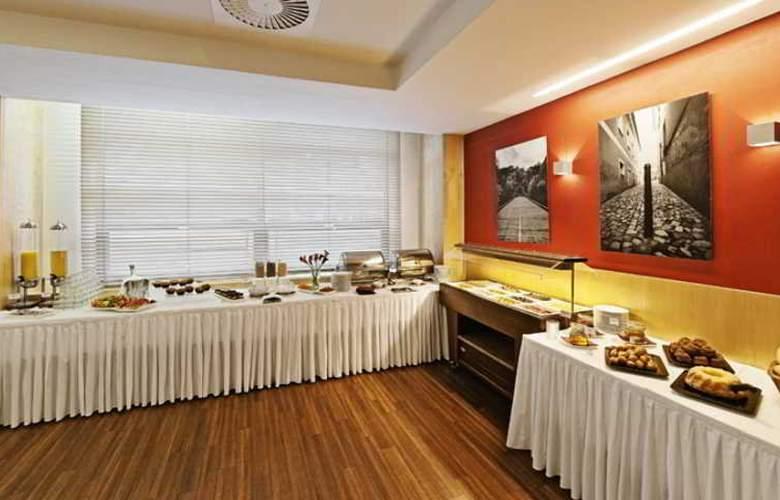Vista Hotel - Restaurant - 35