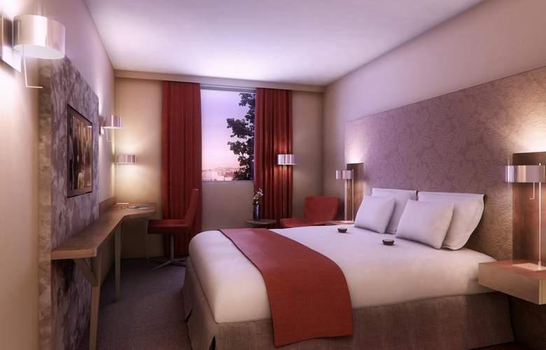 Best Western Plus Paris Velizy - Room - 7