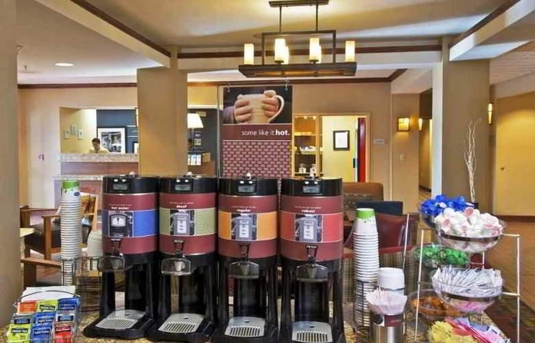 Hampton Inn Anchorage - Restaurant - 5