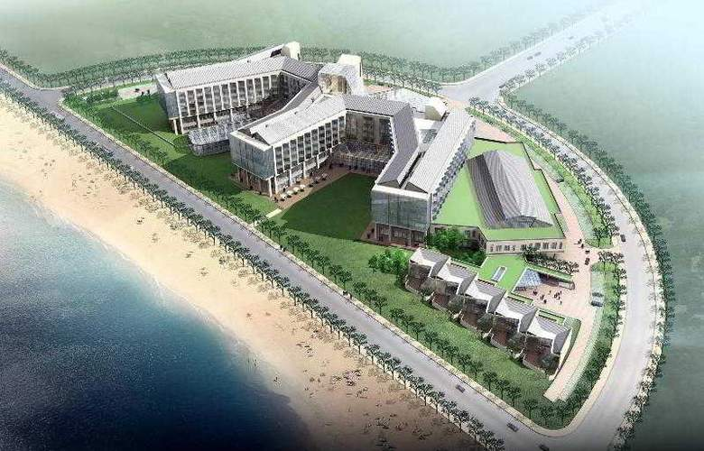 Sheraton Golden Beach Resort Yantai - Hotel - 5