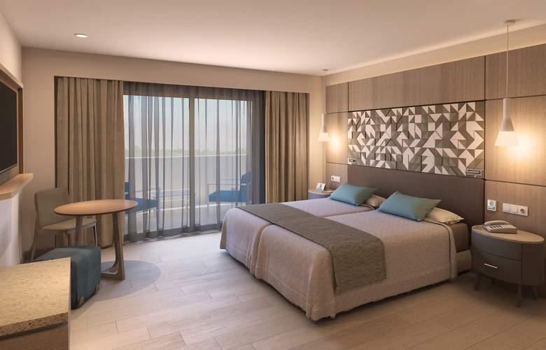 Hipotels Barrosa Park - Room - 2