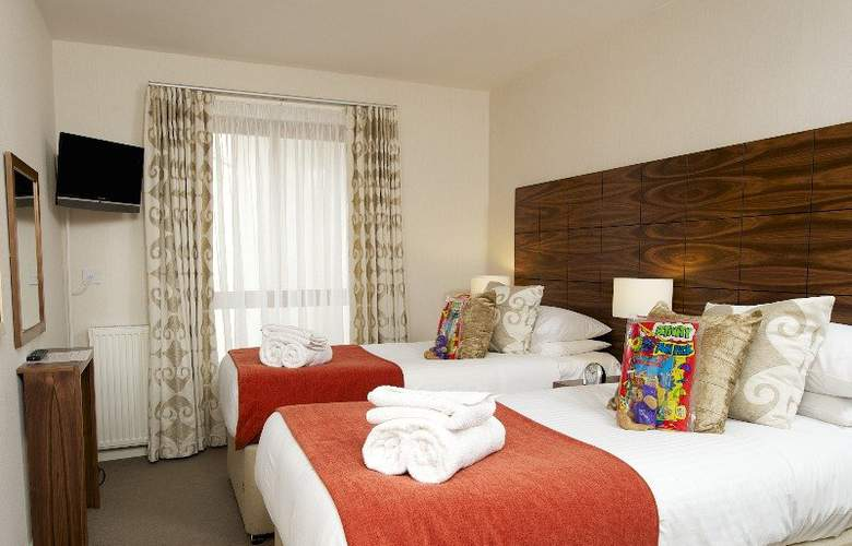 The Knight Residence Serviced Apartments - Room - 2