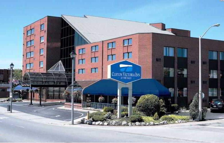 Hampton Inn at the Falls - Hotel - 0