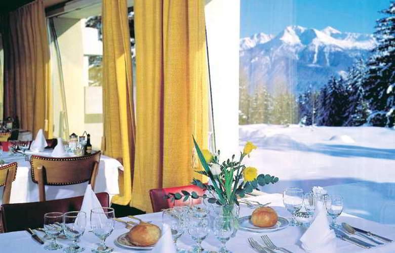 Minotel La Prairie - Restaurant - 3