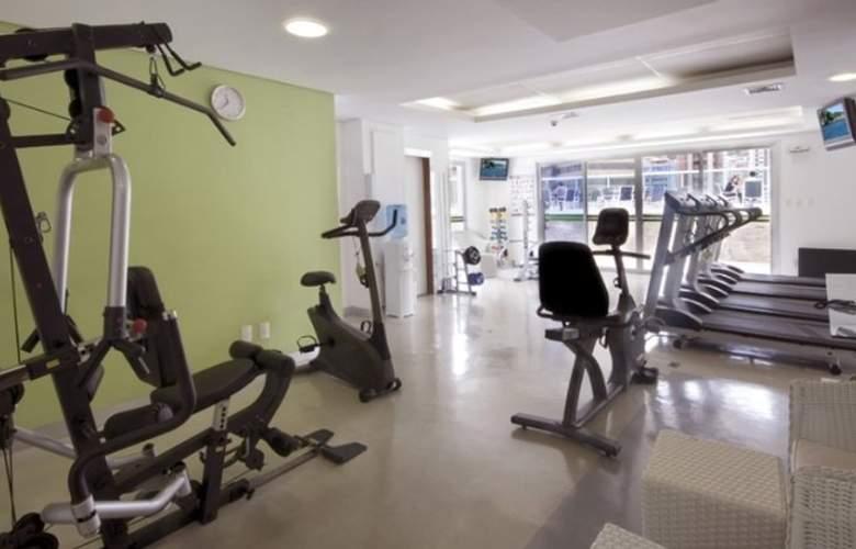 Quality Hotel Afonso Pena - Sport - 10