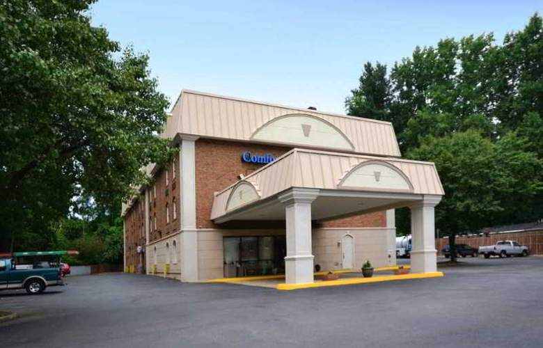 Comfort Inn University - Hotel - 0
