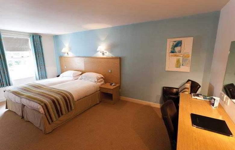 Best Western Mosborough Hall - Hotel - 39