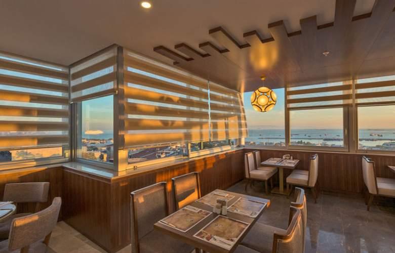 Bekdas Hotel Deluxe - Restaurant - 84