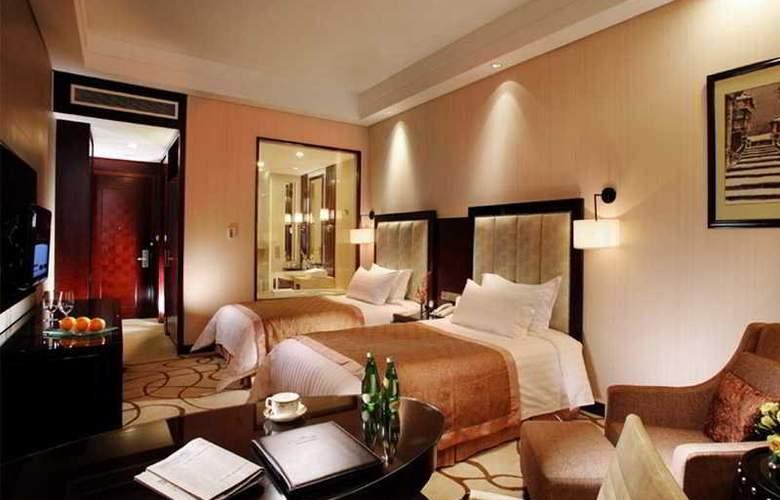 Royal Tulip Hotel Zhujiajiao Shanghai - Room - 8