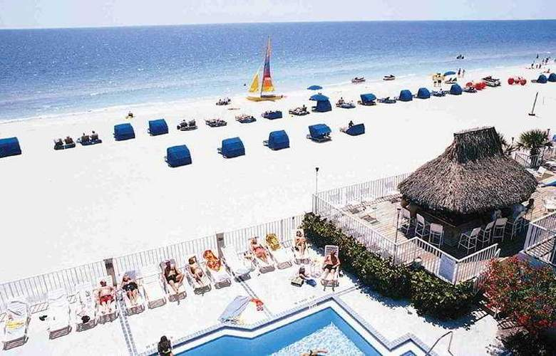 DoubleTree Beach Resort by Hilton Tampa Bay/North - Pool - 1