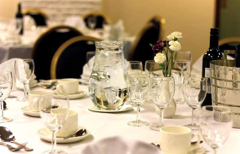 Best Western White House Watford - Restaurant - 49
