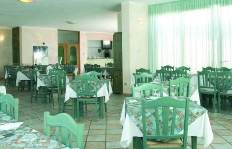 Marina Manna Club Village - Restaurant - 20