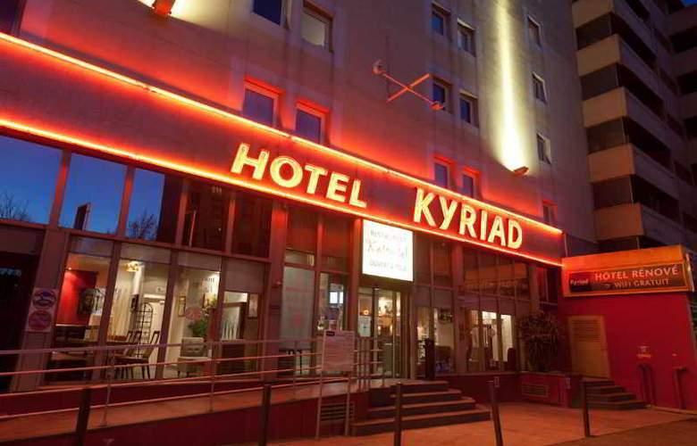 Kyriad Marseille Centre Rabatau - Hotel - 0