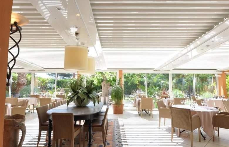 Best Western Hotel Montfleuri - Restaurant - 106