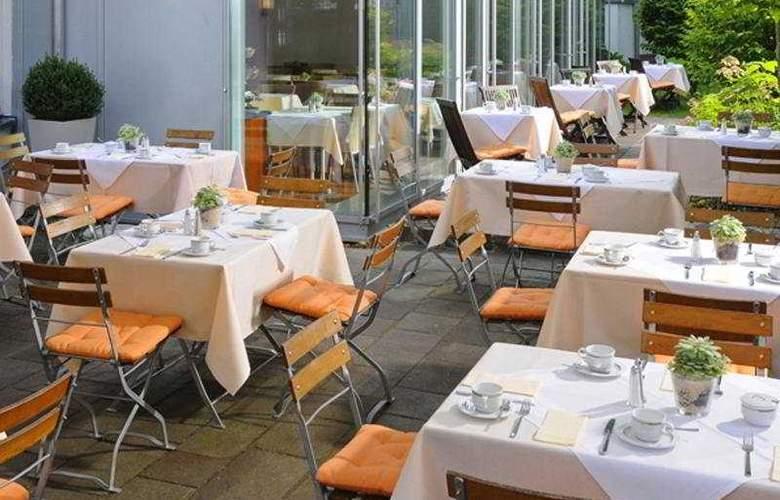 Leonardo Hotel & Residenz Muenchen - Restaurant - 25