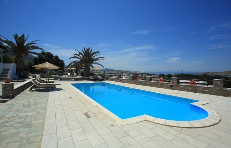 Pyrgaki Hotel - Pool - 15