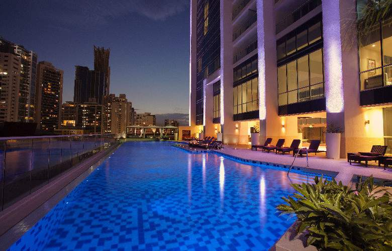 Hard Rock Hotel Panama Megapolis - Hotel - 0