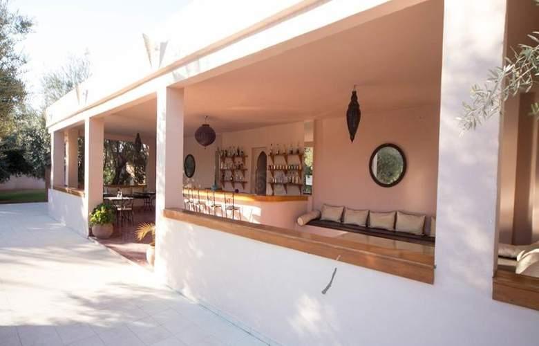 Riad La Maison des Oliviers - Bar - 35