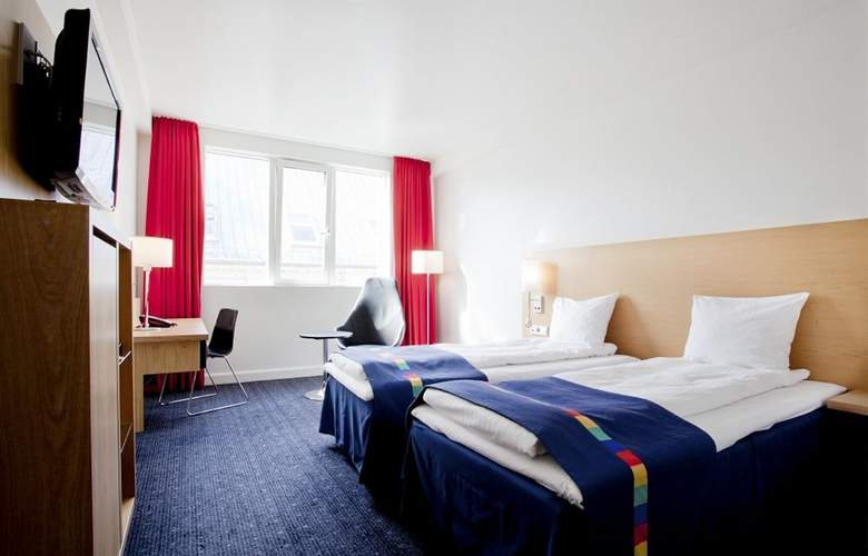 Park Inn by Radisson Oslo - Room - 9
