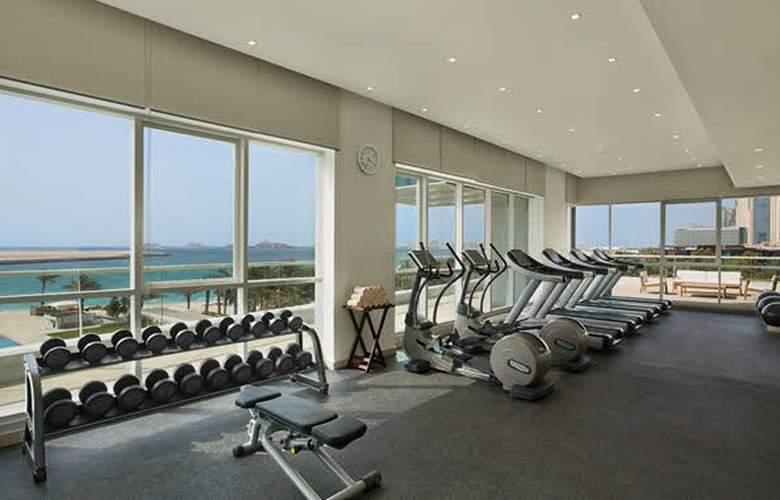 DoubleTree By Hilton Dubai Jumeirah Beach - Sport - 4