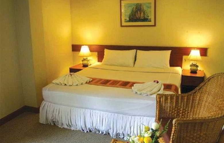 Krabi City Seaview Hotel - Room - 2