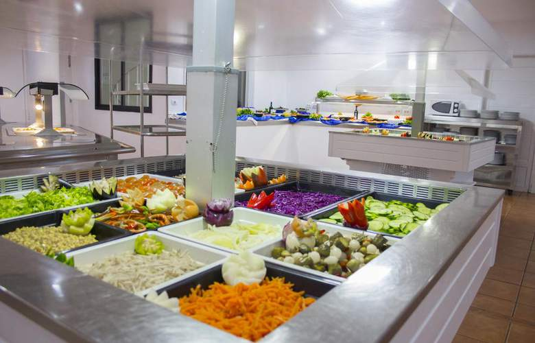 Green Field - Restaurant - 5