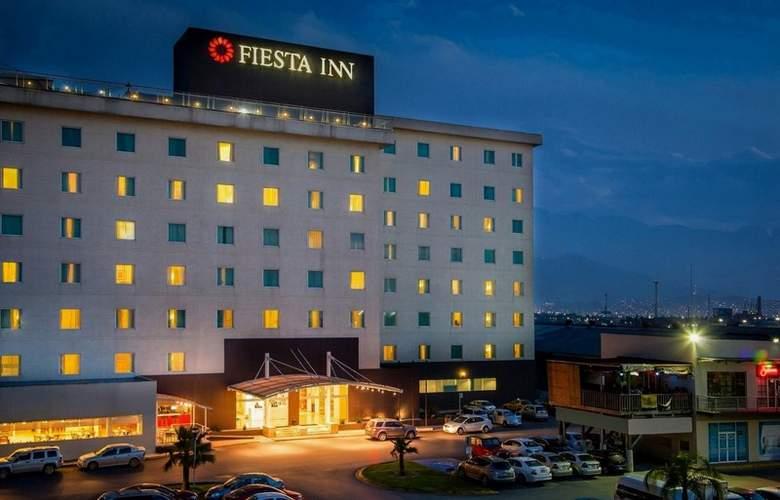 Fiesta Inn Monterrey Fundidora - Hotel - 0