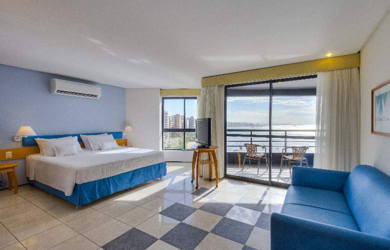 Golden Tulip Fortaleza - Room - 8