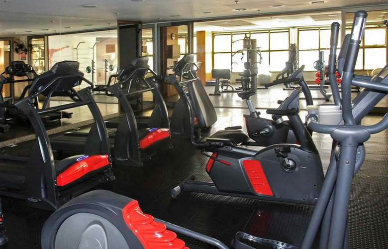 Mercure Apartments Belo Horizonte Lourdes - Hotel - 44