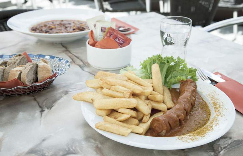 IBB Blue Hotel Berlin-Airport - Meals - 13